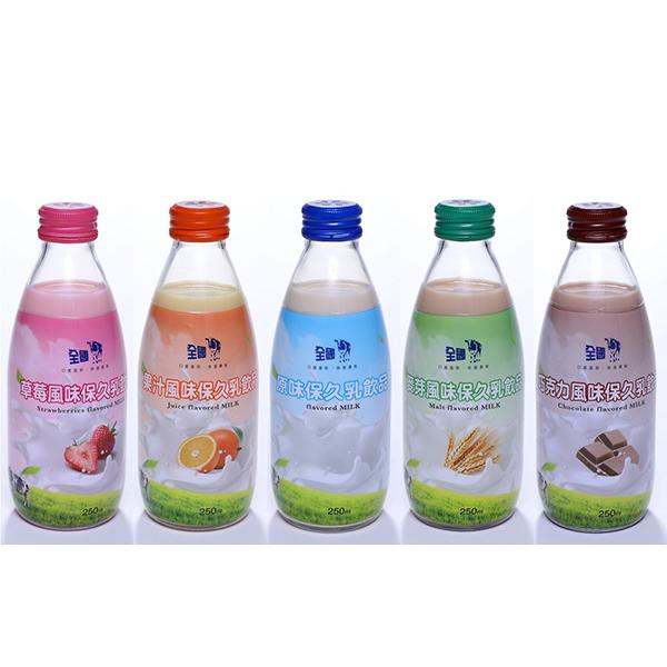 全國保久乳飲品 1